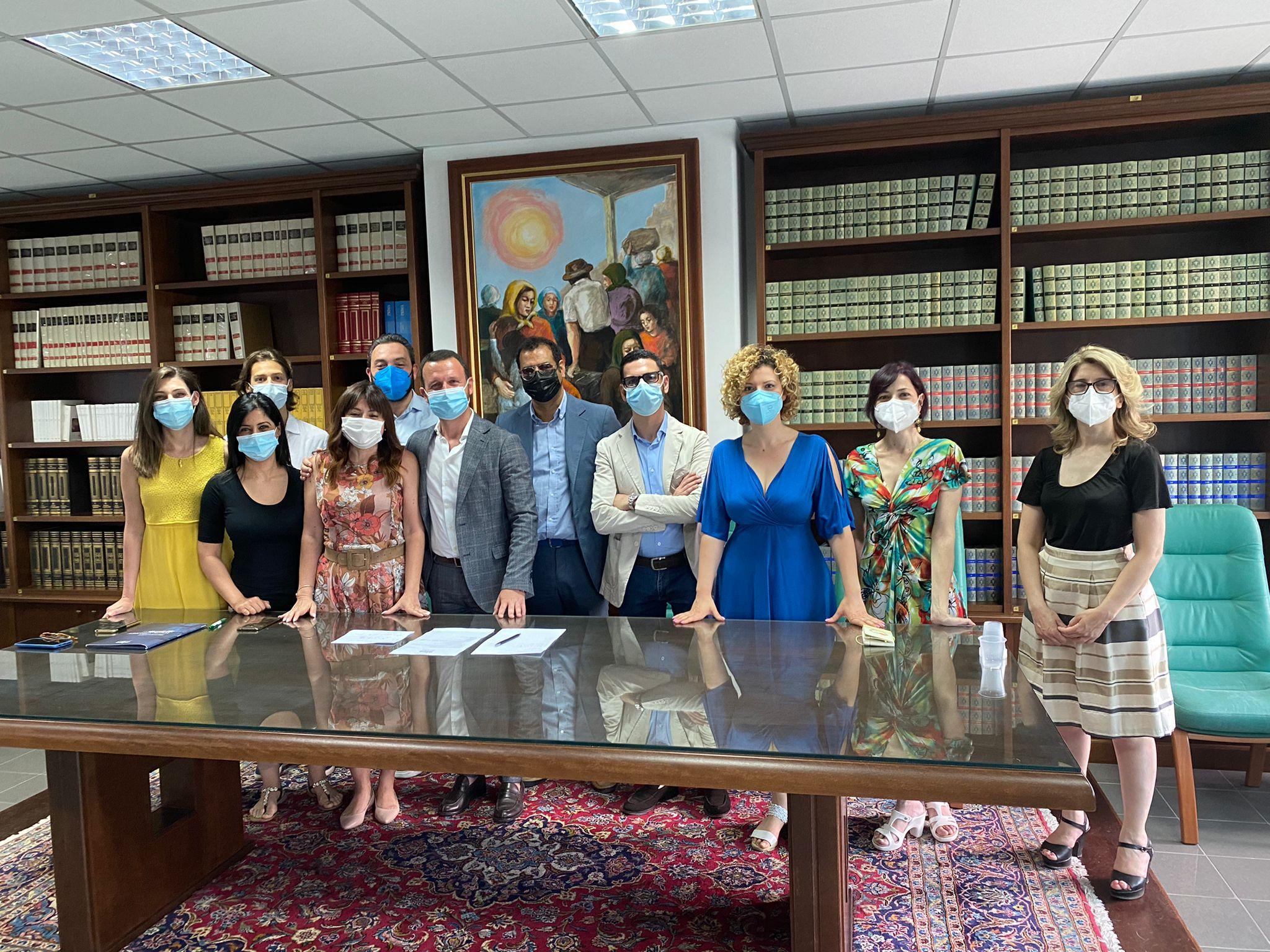 Associazione giovani avvocati di Vibo: rinnovato il Direttivo provinciale, Domenico Tomaselli è il neo presidente