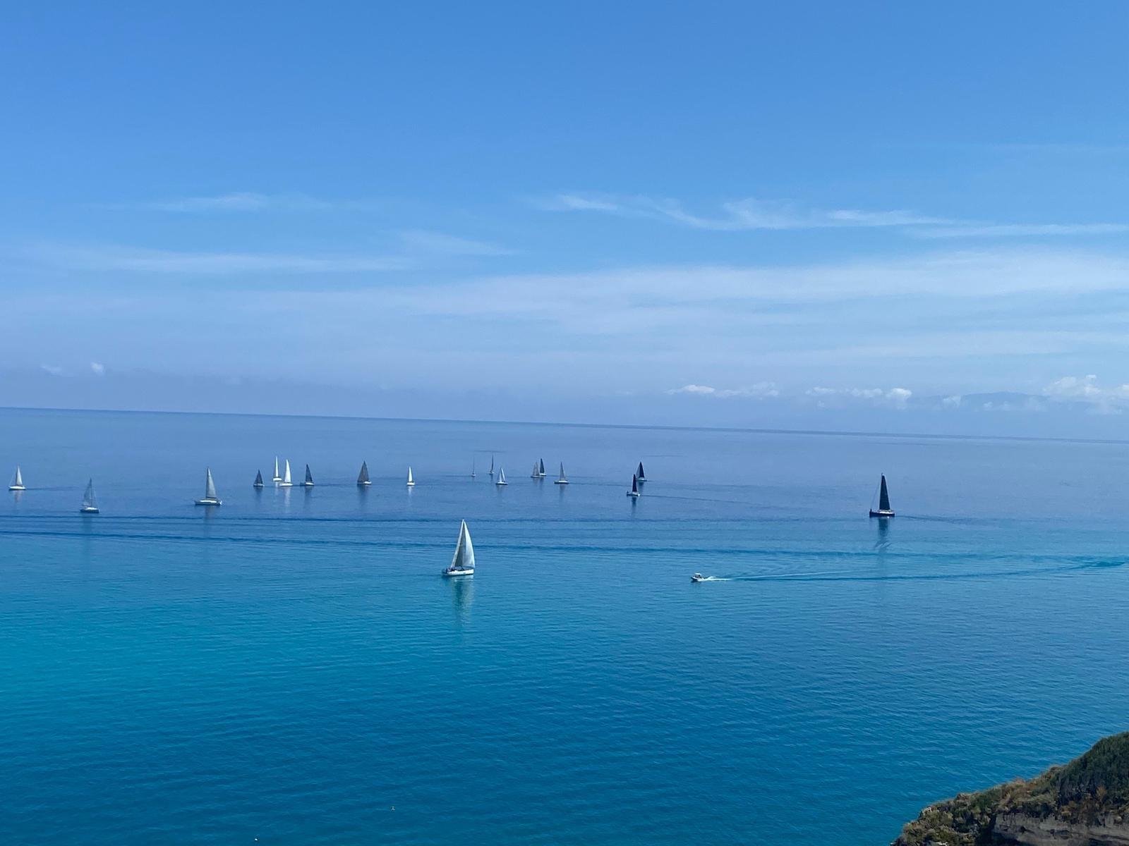 Tropea, grande successo per la terza edizione del Vela Day