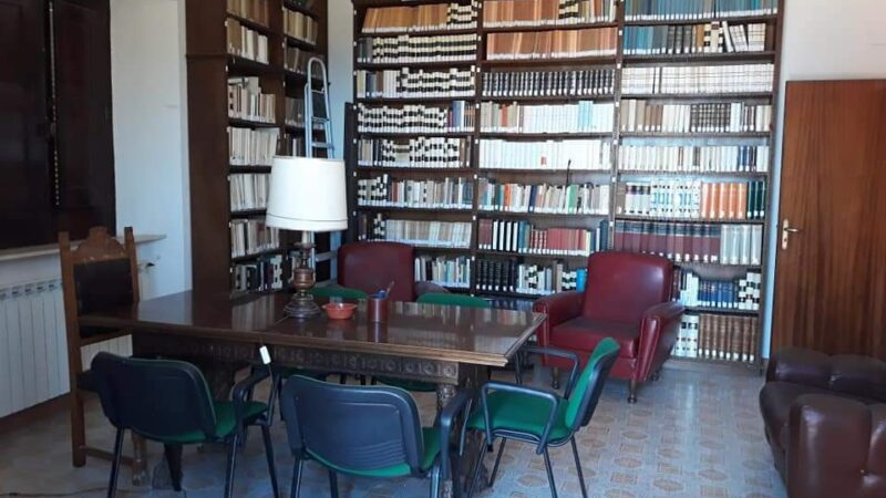 Ricadi: biblioteca comunale a Orsigliadi. Ecco gli orari di apertura al pubblico