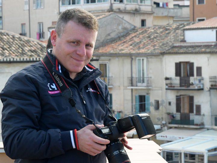 Saverio Caracciolo, una vita dedicata all'arte della fotografia