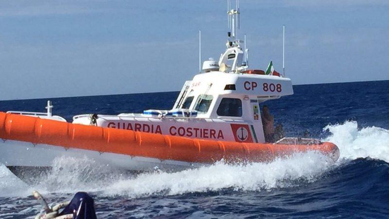 Mare Sicuro: Guardia Costiera soccorre imbarcazioni a Briatico e Capo Vaticano