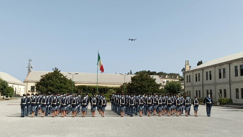 Polizia, giuramento a Vibo Valentia per gli allievi del 212° corso