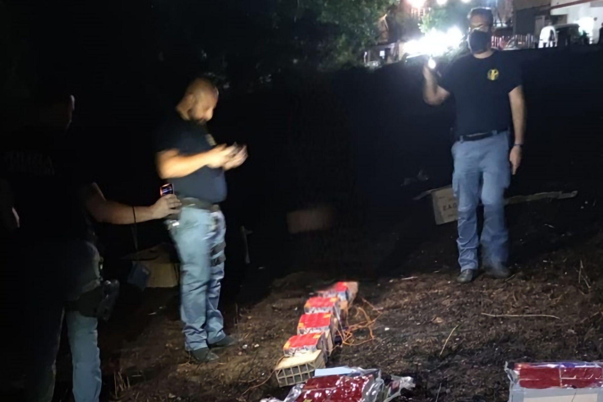 Zambrone: arriva la convalida del sequestro dei fuochi d'artificio