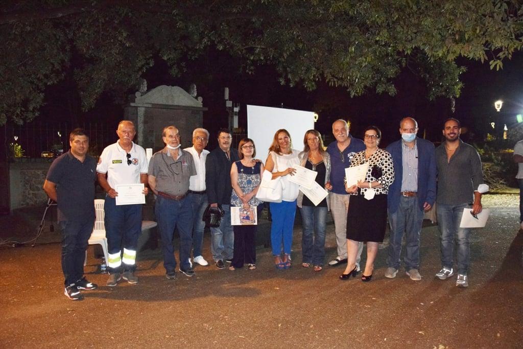 Vallelonga: Premio Solidarietà Covid19 della Filitalia International