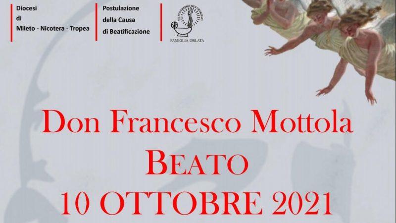 Tropea: il 10 ottobre la beatificazione di Padre Francesco Mottola