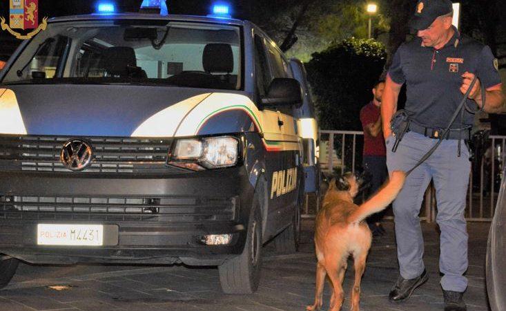 Estate sicura: Vibo e Vibo Marina, proseguono i controlli della polizia sul territorio