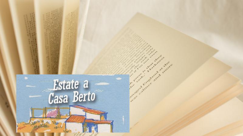 """Ritorno di """"Estate a Casa Berto"""": il Festival in occasione di Vibo Capitale del libro 2021"""