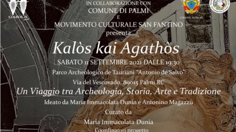 """Palmi, """"Kalòs kai Agathòs"""": il ricco evento in occasione della presentazione della sede calabrese CSI Gaiola Onlus"""