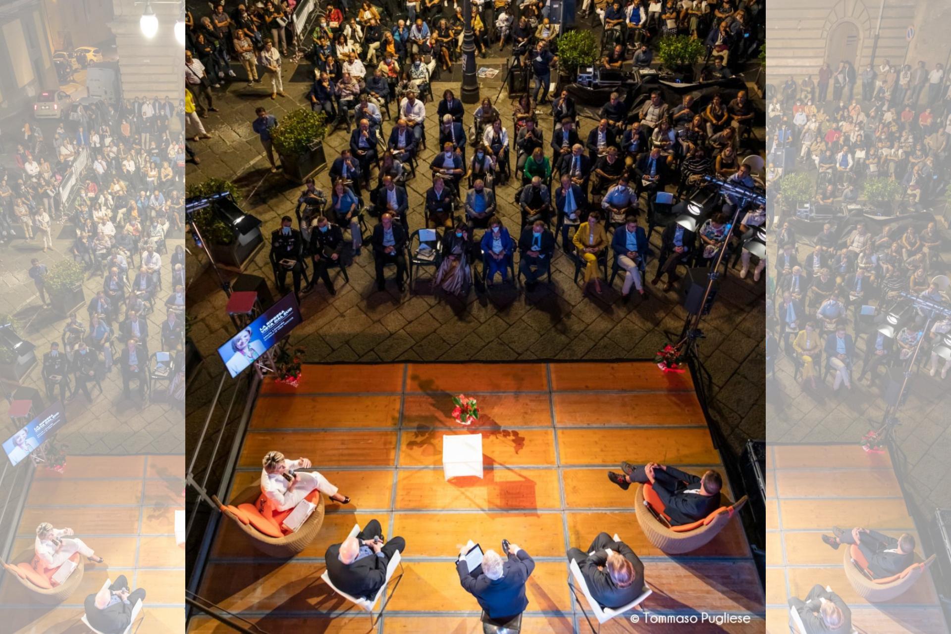 """La Calabria riparte dalla letteratura: conclusa l'edizione speciale di """"Estate a Casa Berto"""" per Vibo Capitale del Libro 2021"""